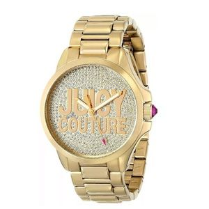 Juicy Couture women's Jetsetter In Gold